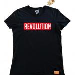 T-Shirt Heroic Nation Replugg Revolution