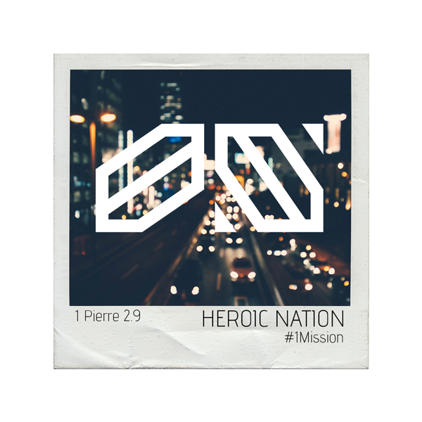 Heroic Nation - Magnet