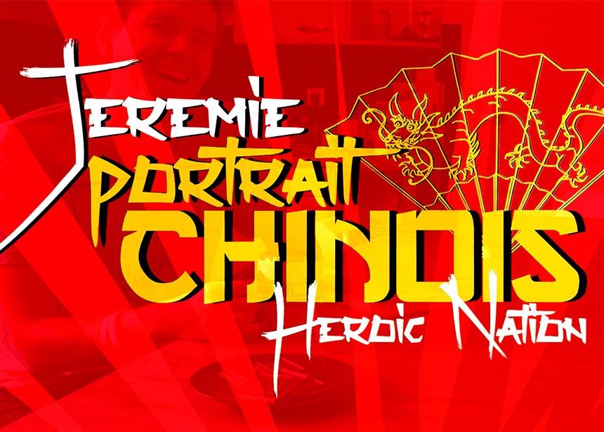 Portrait Chinois Jeremie
