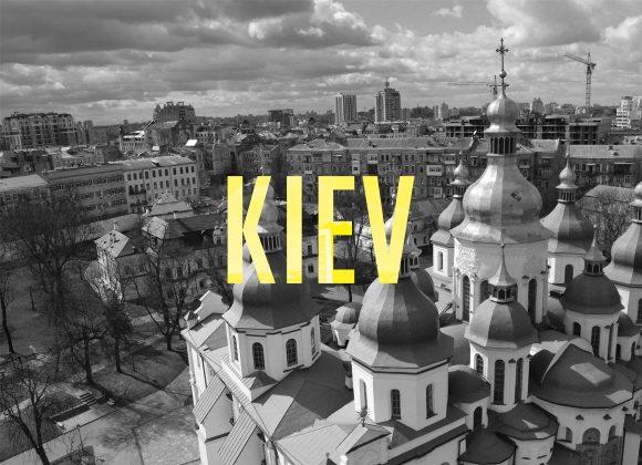 Kiev Heroic Nation Ukraine