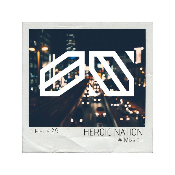 Heroic Nation - Magnet