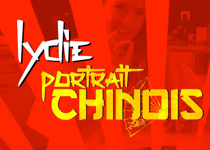 Portrait Chinois Lydie