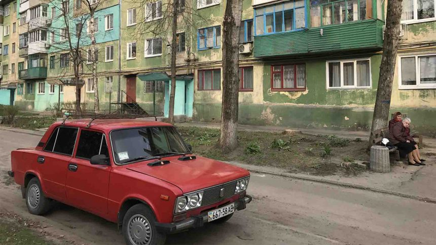 Ukraine Revolution Tour Heroic Nation