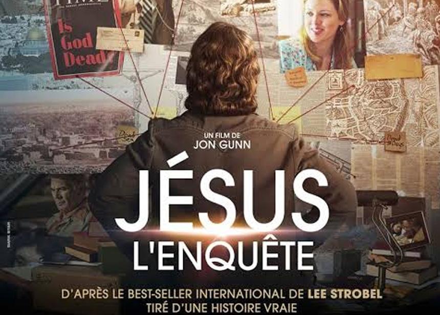 The Case For Christ («Jésus l'Enquête») ou Le Cas des «films chrétiens» [par Jeremie]
